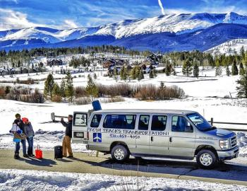 Airport Transportation Summit County Shuttle Breckenridge Car Rental