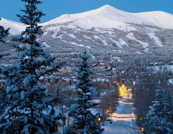 Breckenridge Winter COVID Planning Groceries Dining Skiing