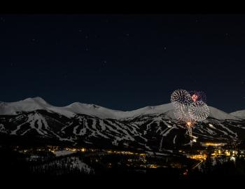 New Year's Eve in Breckenridge