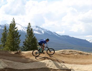 Biking Summit County Breckenridge