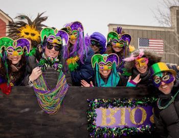 Mardi Gras Summit County