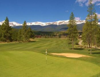 Golfing in Summit County