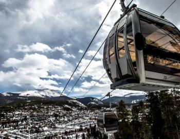 Breckenridge Ski Resort Lift