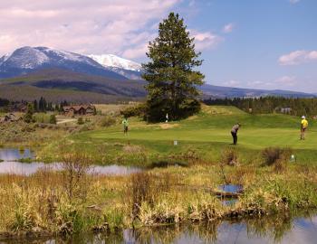 Summit County Golf
