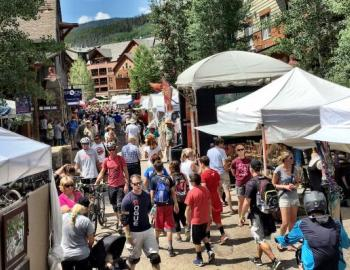 Summit County Art Festivals