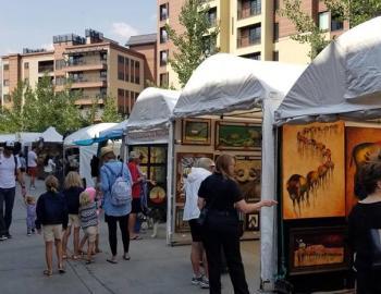 July Art Festival
