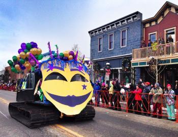 Mardi Gras Breckenridge 2020 Festival Parade