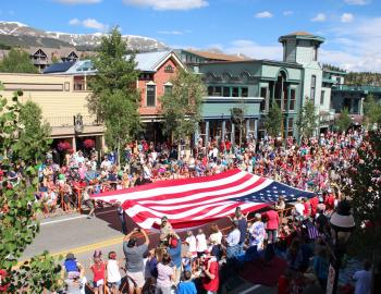 July 4th Independence Day Breckenridge