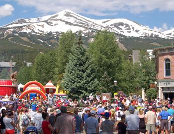 Independence Day Breckenridge