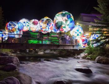 WAVE: Light + Water + Sound Breckenridge Art Festival