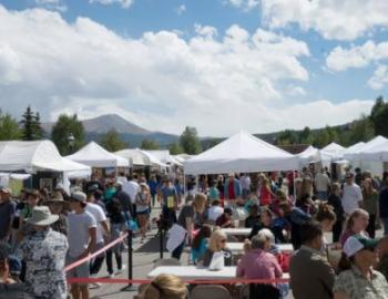 44th Breckenridge Gathering At The Great Divide Fine Arts Festival