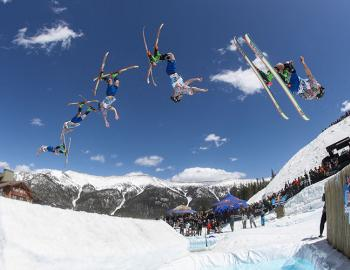 RED BULL SLOPESOAKERS Copper Mountain