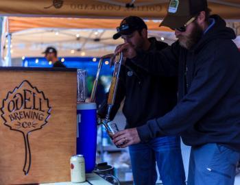 Breckenridge Strings, Ciders & Sours