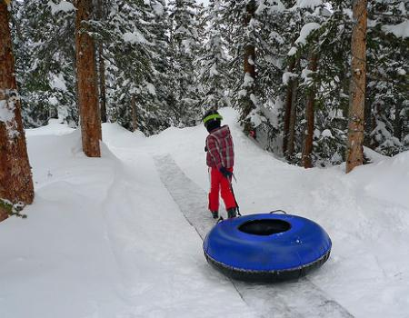 Winter Activities in Summit County