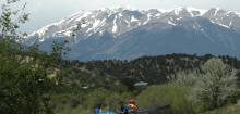Mud Season Rafting Summit County
