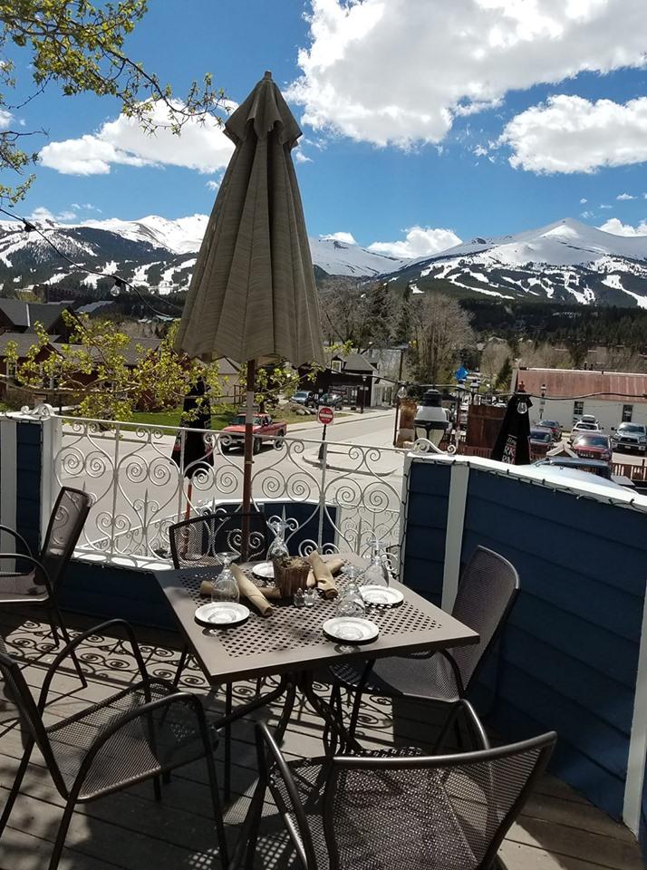 Hearthstone Restaurant View