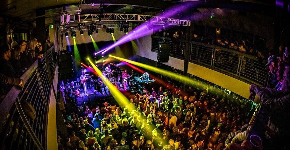 10 Mile Music Hall New Year's Eve 2020
