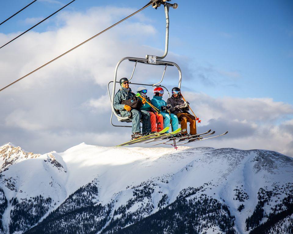 Copper Mountain New Three Bears Lift