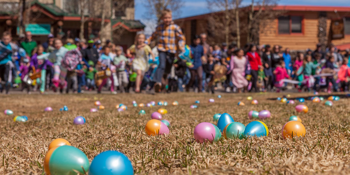 Summit County Easter Egg Hunt - Frisco