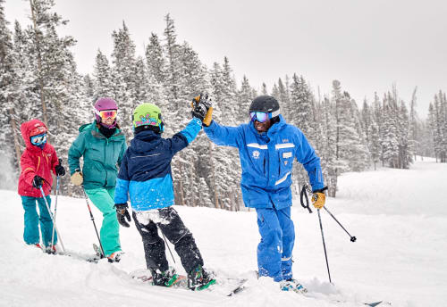 Breckenridge Ski Resort Ski Lessons School