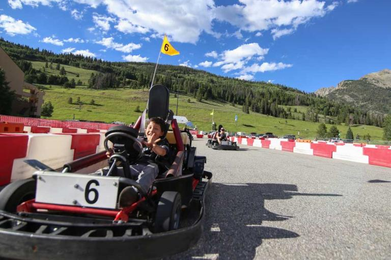 Go Kart Copper Mountain