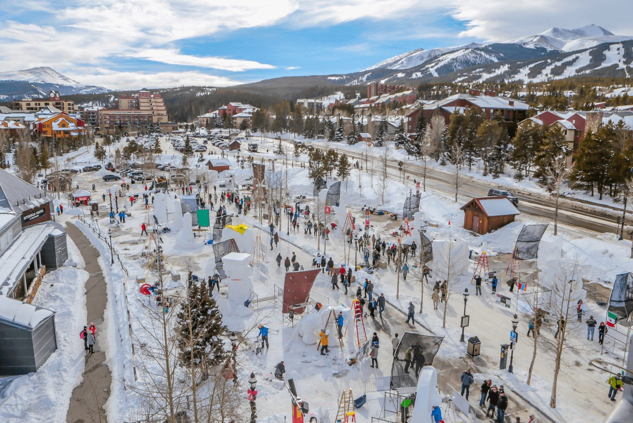 International Snow Sculpture Championships 2020